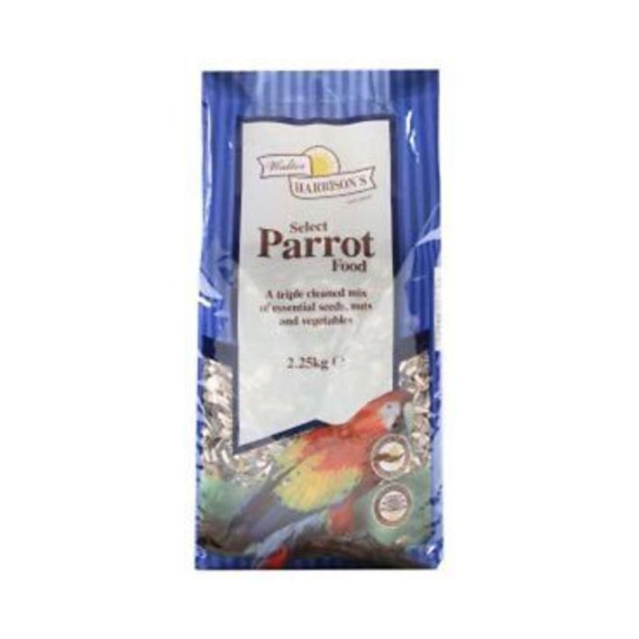 Walter Harrisons Select Parrot Food