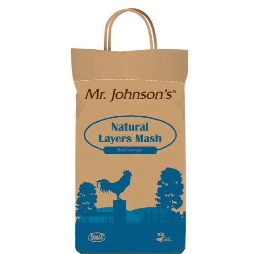 Mr Johnsons Layers Mash 5kg