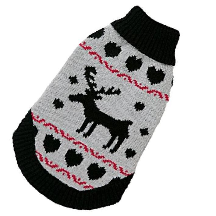 Animate Reindeer Christmas Jumper for Dogs