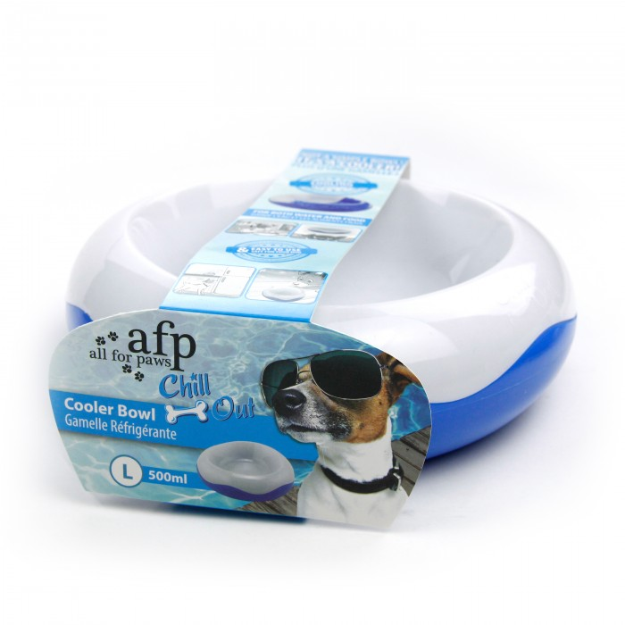 All for Paws Chill Out Cooler Bowl Large 500ml