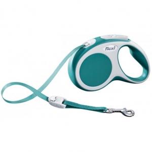 Flexi Vario Tape Leash Turquoise Small 5m