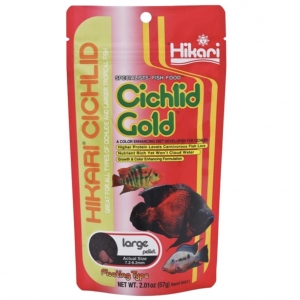 Hikari Cichlid Gold Large Pellet (Floating)