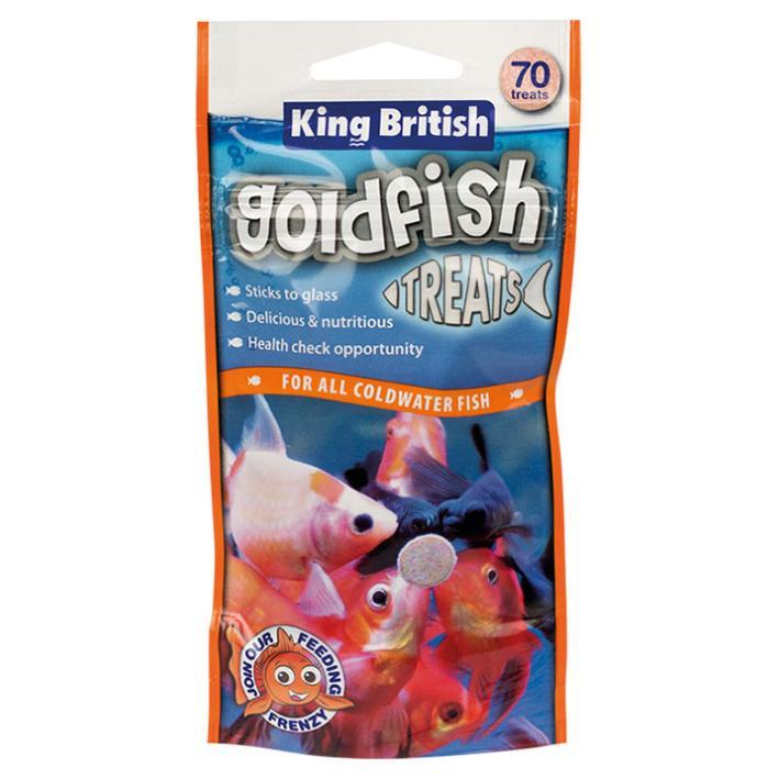 King British Goldfish Treats