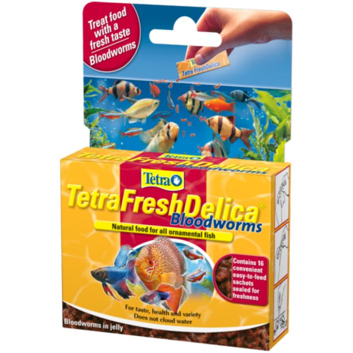 Tetra FreshDelica Bloodworms