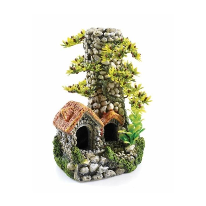 Classic Cobbled Chimney