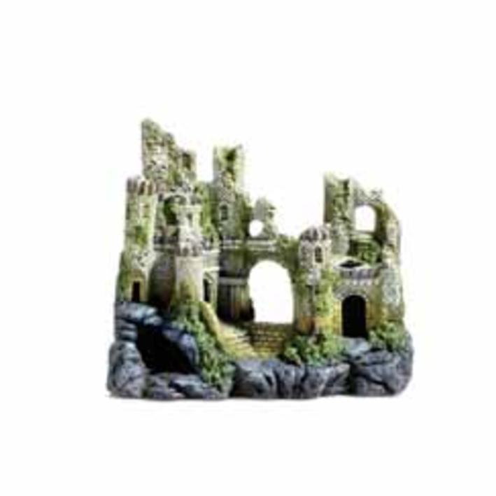 Classic Ancient Castle Ruin