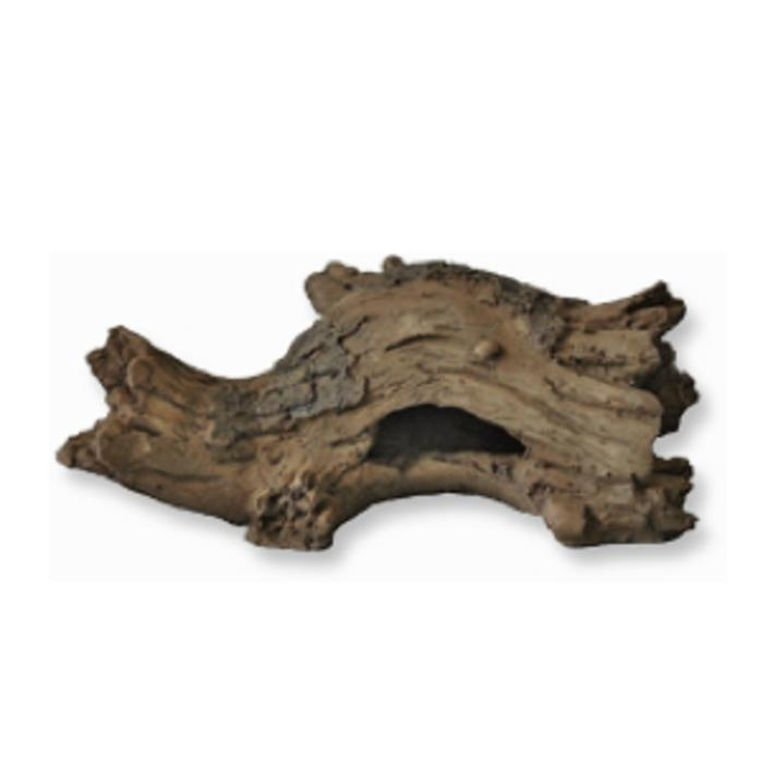 Superfish Deco Wood Log Small