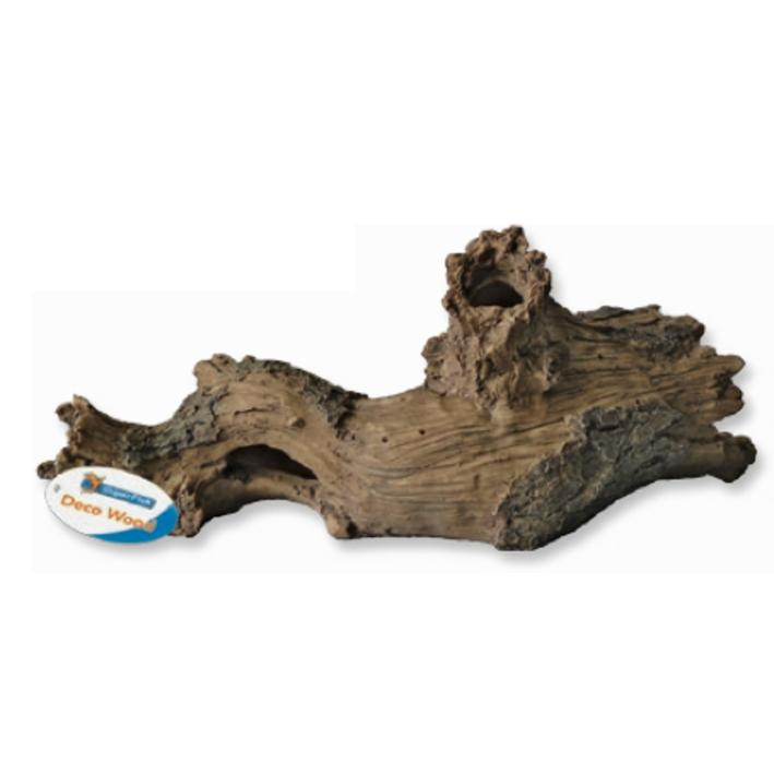 Superfish Deco Wood Log Large