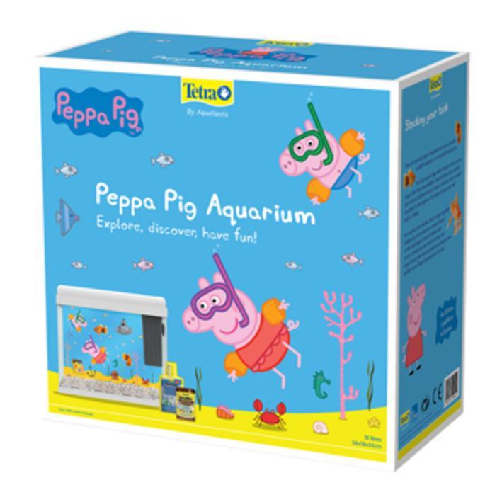 Tetra Peppa Pig Aquarium