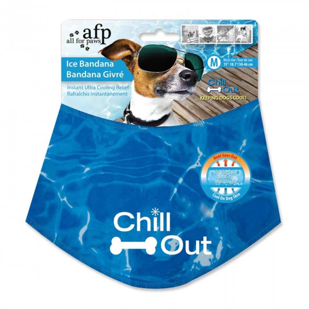 CLEARANCE All for Paws Ice Bandana