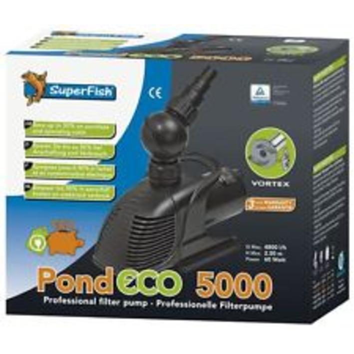 Superfish Pond Eco Pump 5000