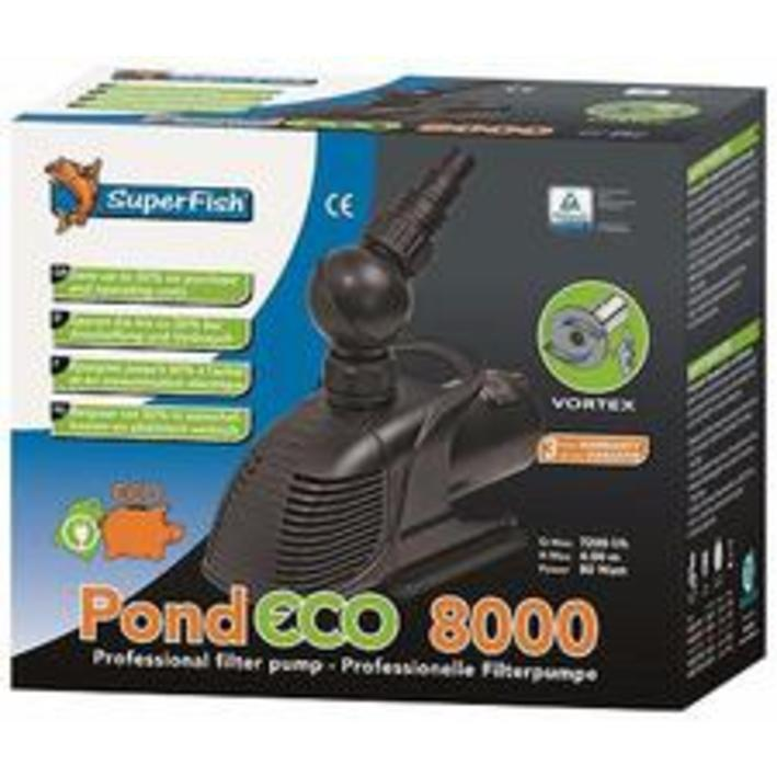Superfish Pond Eco 8000