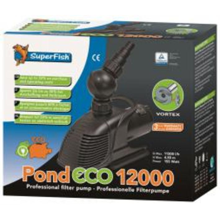 Superfish Pond Eco 12000 Pump