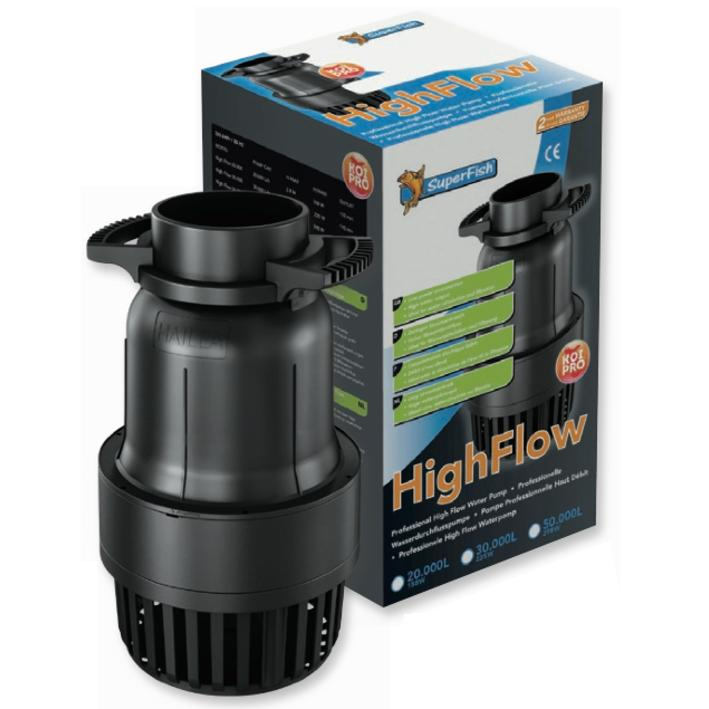 Superfish Highflow Pump