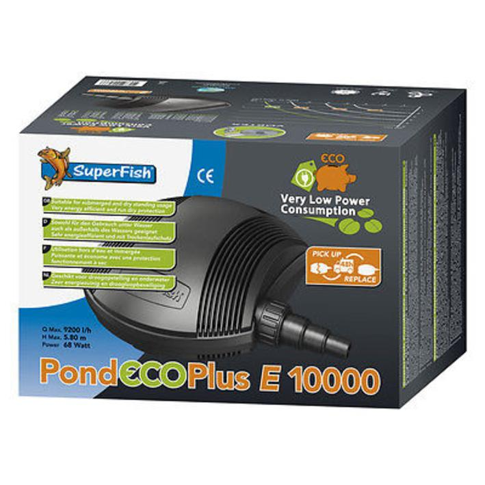 Superfish Pond Eco Plus E 10000