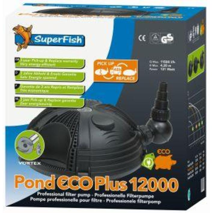 Superfish Pond Eco Plus Pump 12000