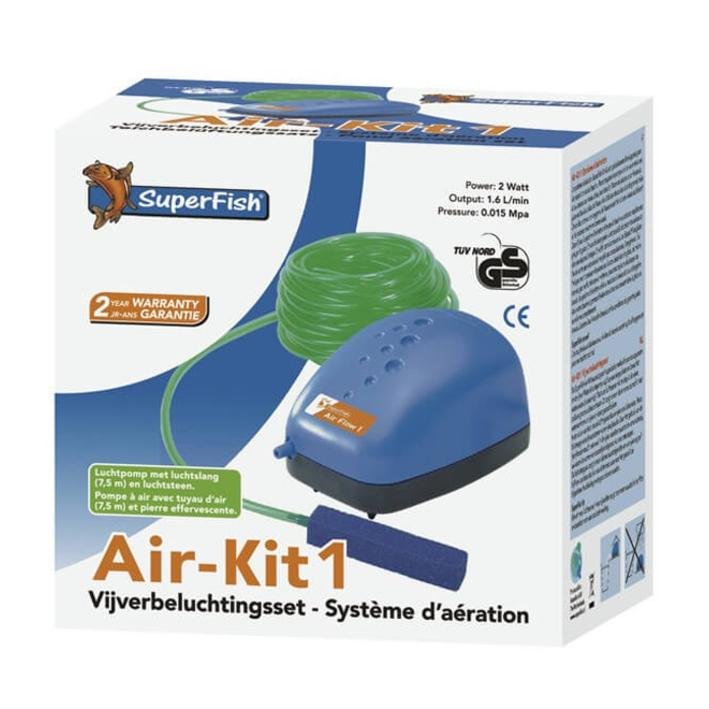 Superfish Air Kit 1