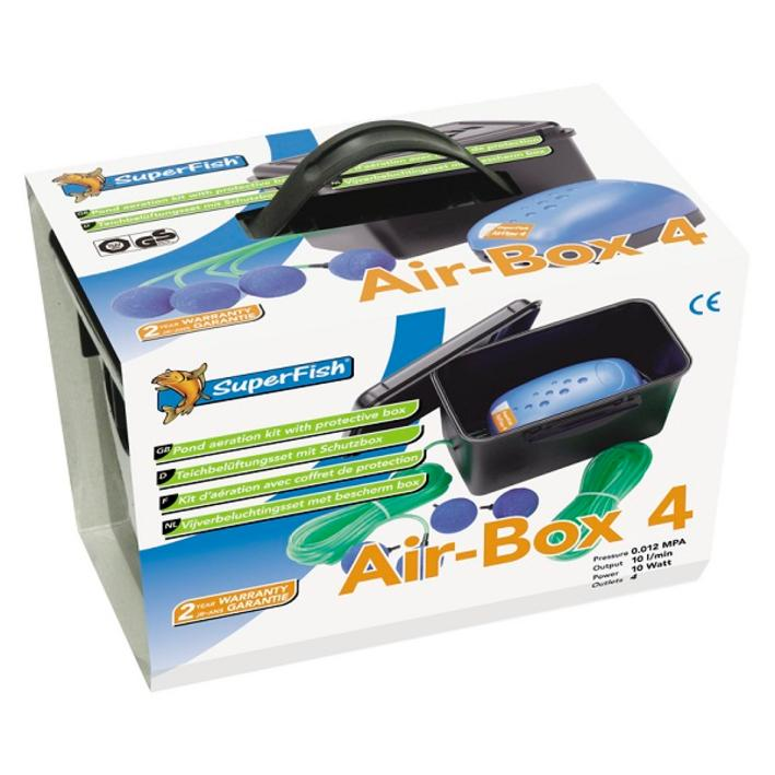 Superfish Air Box 4
