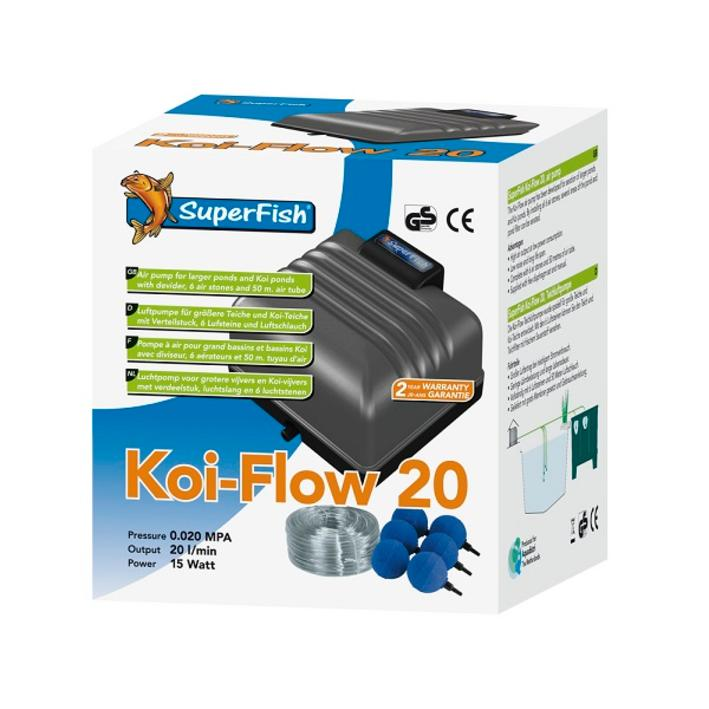 Superfish Koi Flow 20 Air Pump