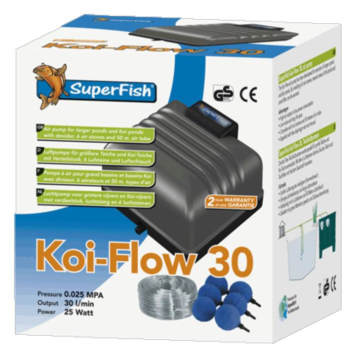 Superfish Koi Flow 30 Air Pump