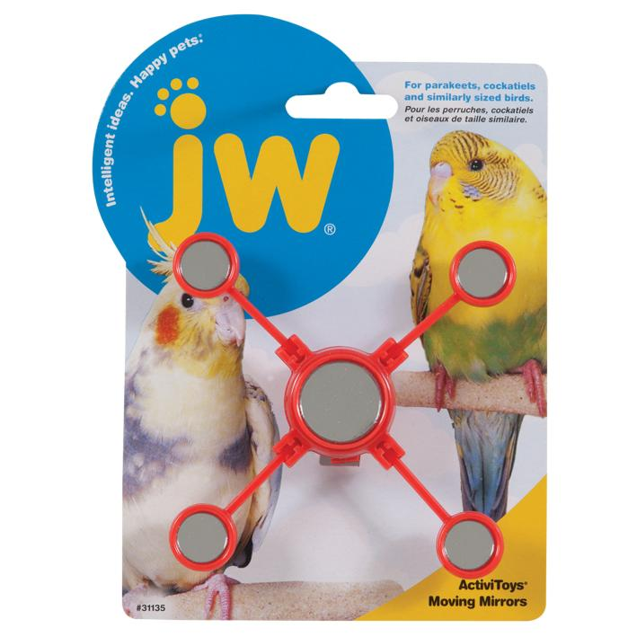 JW Moving Mirrors for Birds