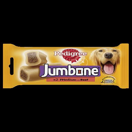 Pedigree Jumbone with Beef Medium