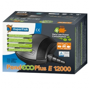 Superfish Pond Eco Plus E 12000
