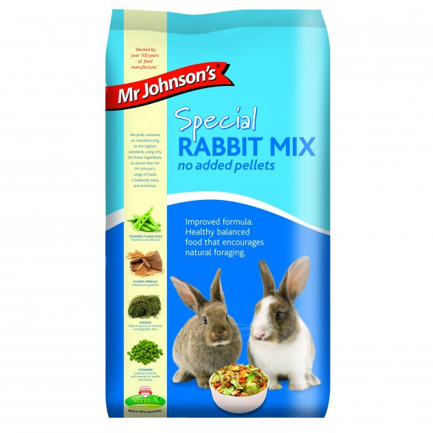 Mr Johnsons Special Rabbit Mix