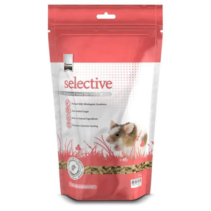 Supreme Science Selective Mouse Food