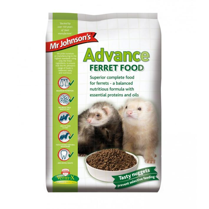 Mr Johnsons Advance Ferret Food