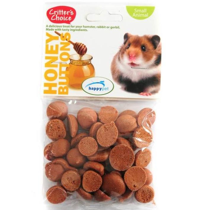 Critters Choice Honey Buttons