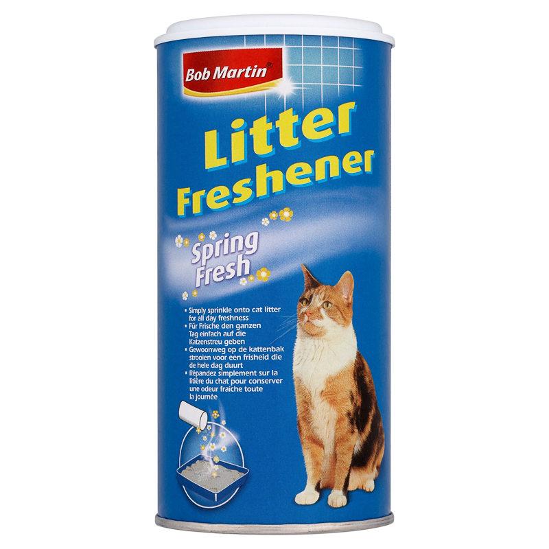 Bob Martin Litter Freshener Spring Fresh 400gm