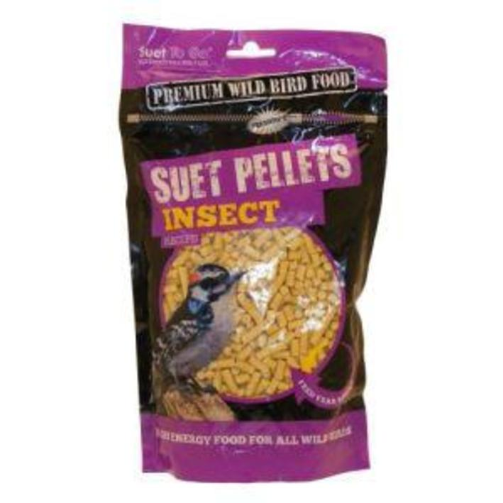 Suet to Go Suet Pellets with Insects 550gm