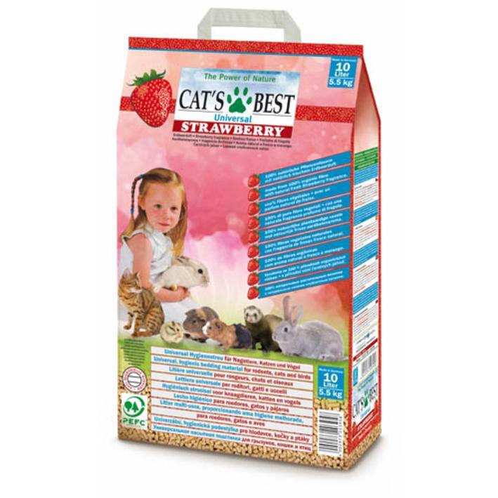 Cats Best Universal Strawberry Litter