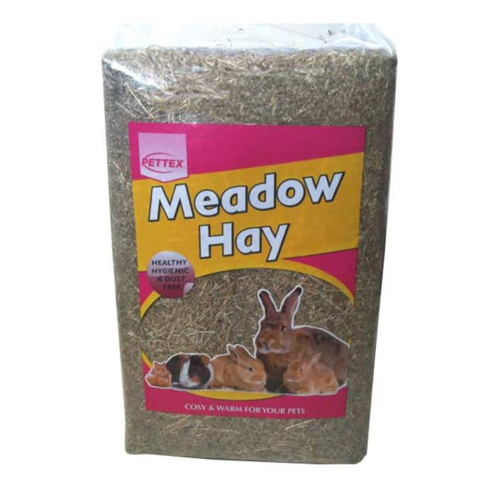 Pettex Meadow Hay (Compressed Bale)