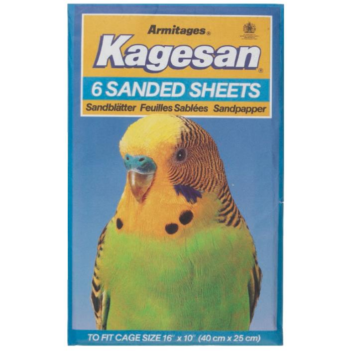 Kagesan Sanded Sheets Blue