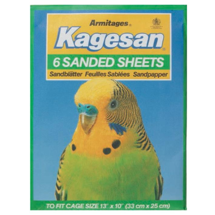 Kagesan Sanded Sheets Green