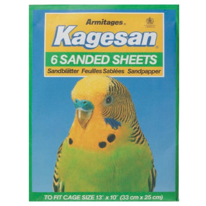 Kagesan Sanded Sheets Green