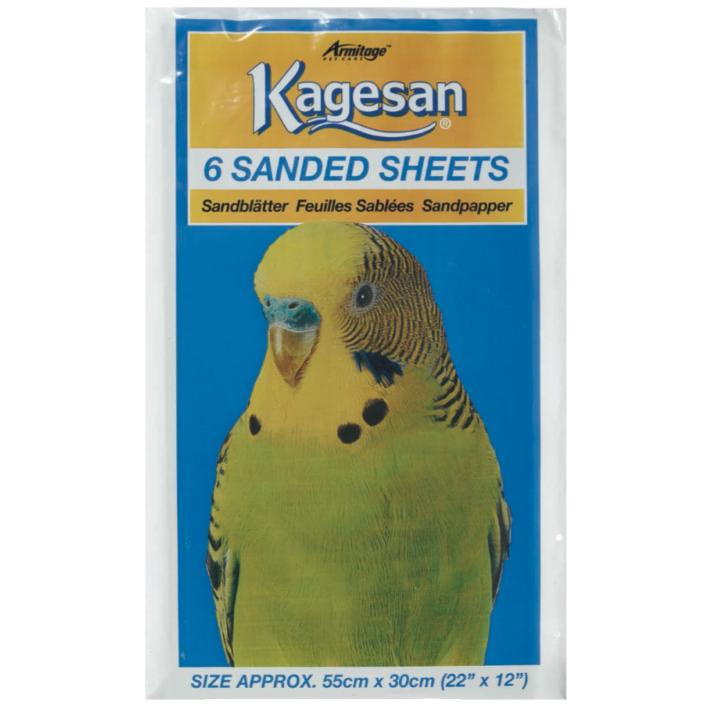 Kagesan Sanded Sheets White