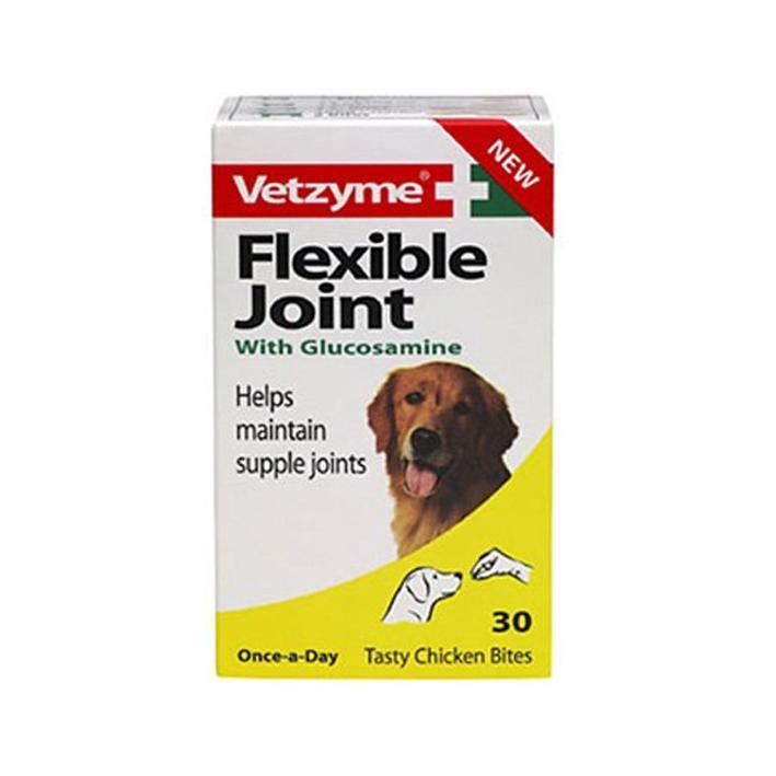 Vetzyme Flexible Joint Tablets 30s
