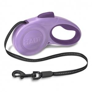 HALTI Retractable Lead Purple