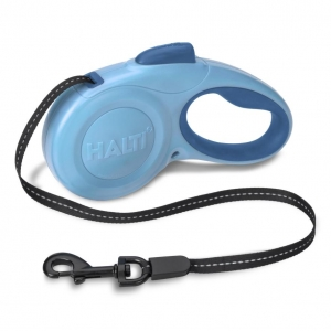 HALTI Retractable Lead Blue