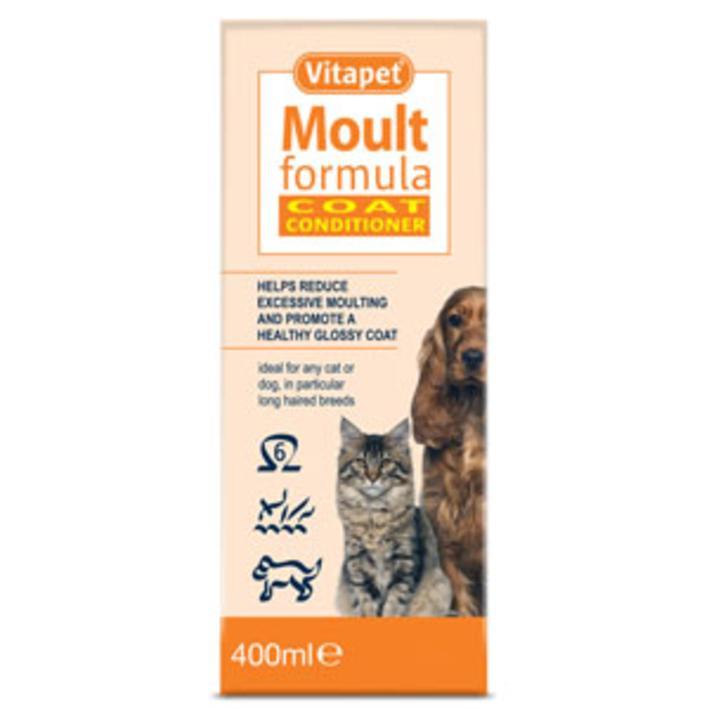 VitaPet Moult Formula