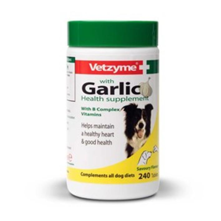 Garlic Tablets For Dogs Reviews