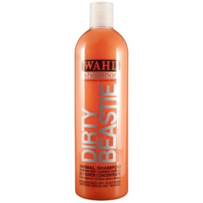 Wahl Dirty Beastie Shampoo 500ml