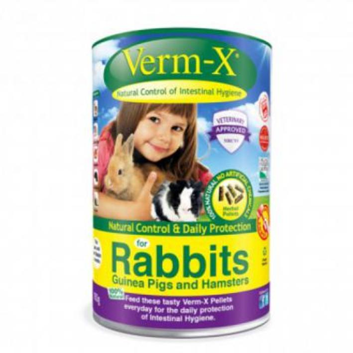 Verm X Pellets for Rabbits