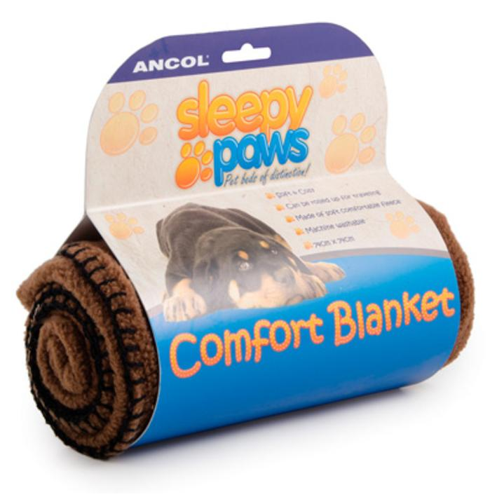 Ancol Sleepy Paws Comfort Blanket