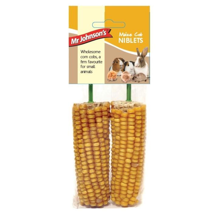 Mr Johnsons Maize Cob Niblets