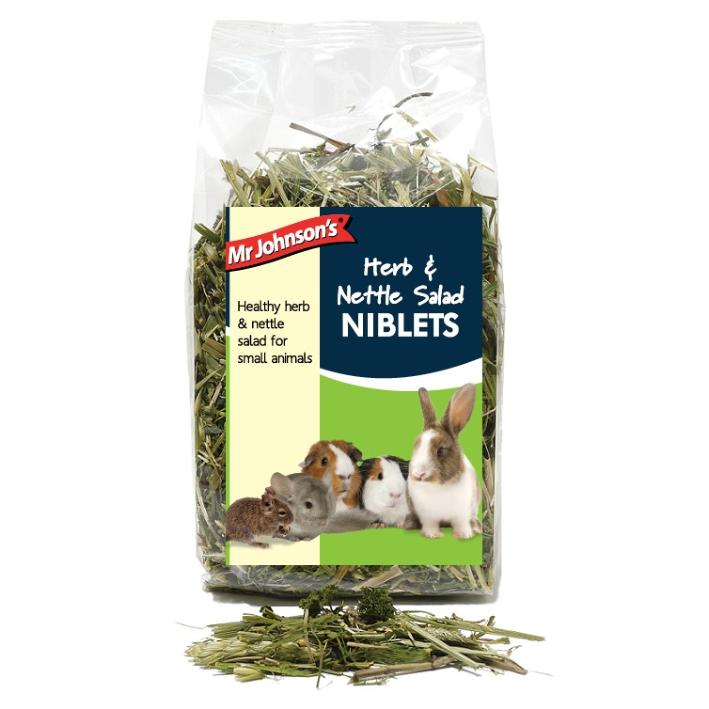 Mr Johnsons Herb and Nettle Salad Niblets