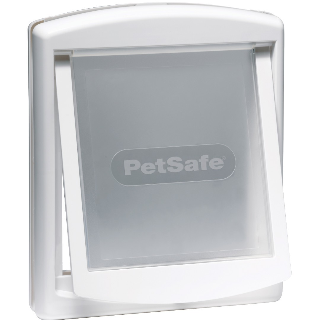 PetSafe Staywell Pet Door Medium White 740W